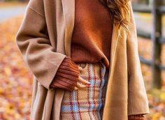 Что носить этой осенью: 30 модных повседневных образов на 2019