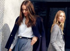 Стиль бизнес-кэжуал для женщин: дресс-код и образы на 2019