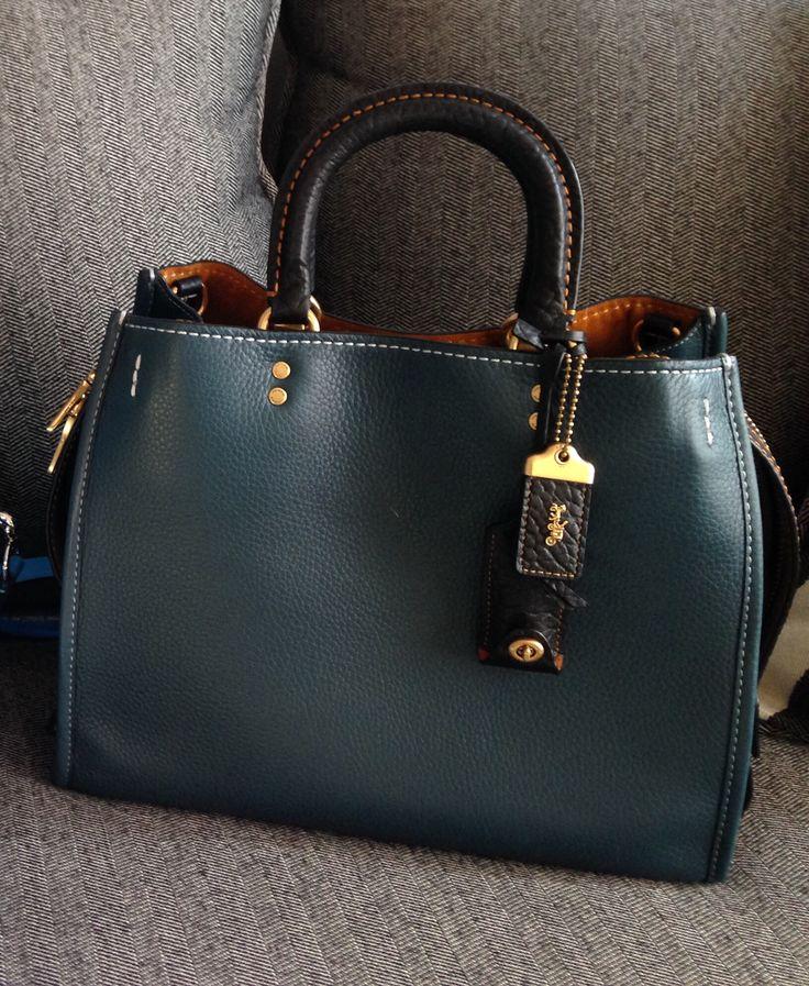 американский бренд сумок Coach