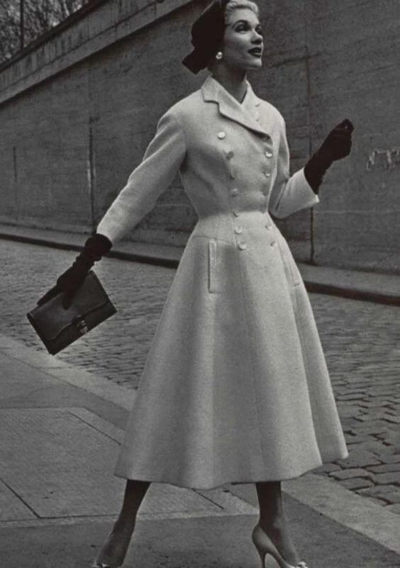 Стиль ретро в одежде для женщин
