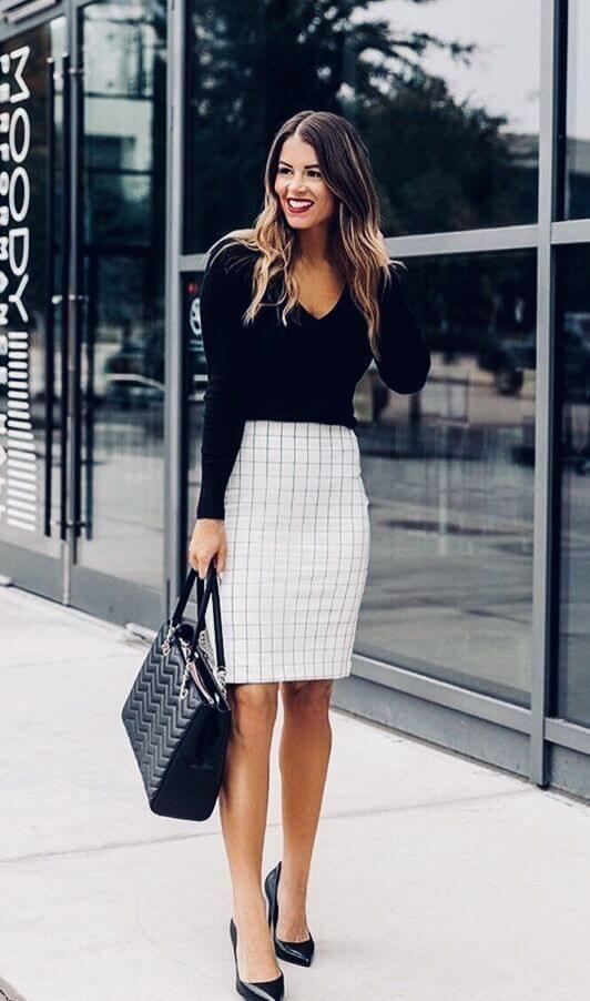 Как правильно одеться на собеседование женщине