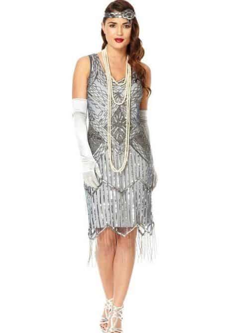 Стиль «Великий Гэтсби» в одежде для женщин