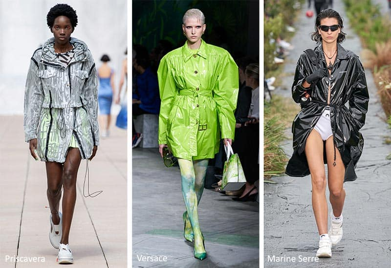 Модные тренды весна-лето 2020