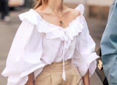 Современные стили в женской одежде