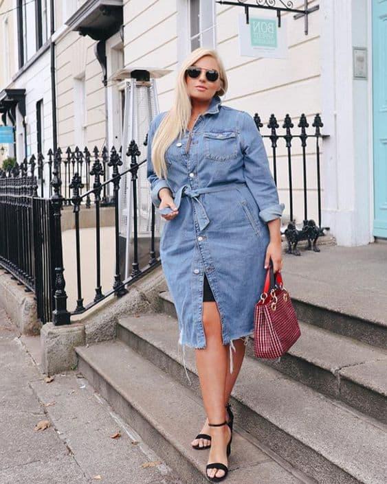 Как одеваться полным женщинам стильно и модно?